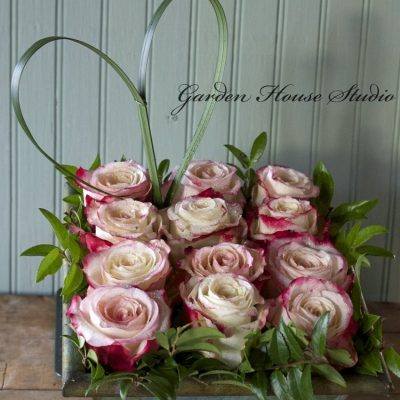 Valentine Flowers-Thinking Outside the Vase