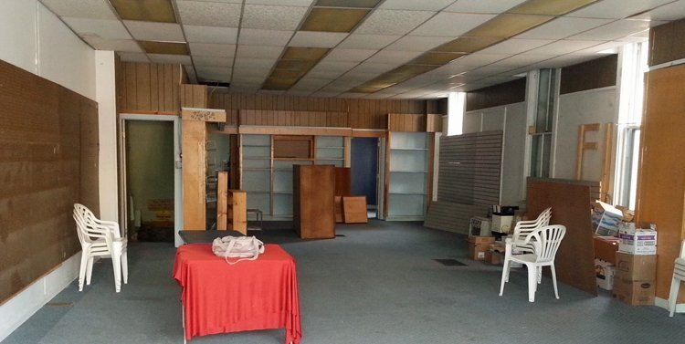 New Retail Space