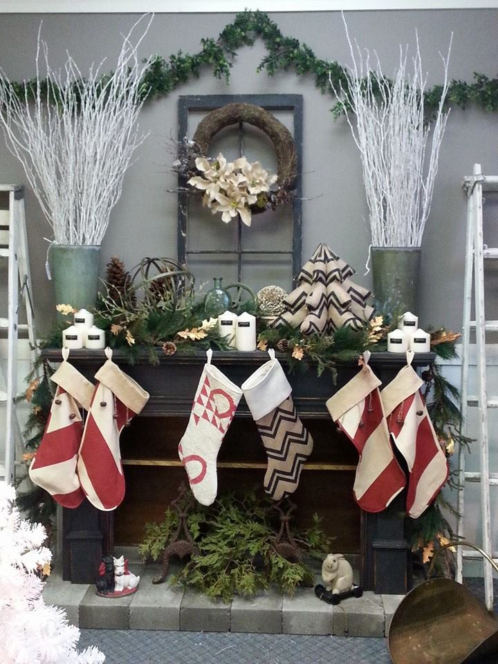 Christmas at the Shop