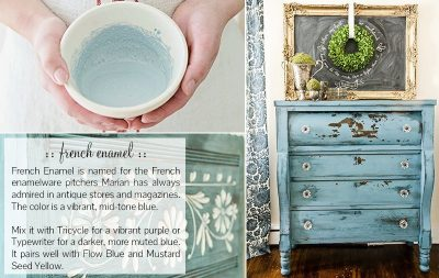 Miss Mustard Seed Milk Paint French Enamel