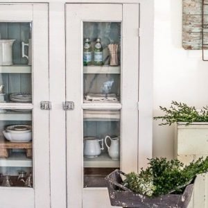Farmhouse White and Brimfield Antique Shows