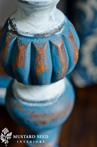 Flow Blue miss mustard seed milk paint