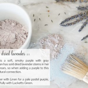 Dried Lavender-Miss Mustard Seed Milk Paint