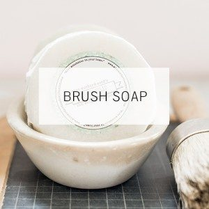 Brush Soap-Miss Mustard Seed Mil Paint