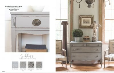 Miss Mustard Seed's Milk Paint Look Book Two
