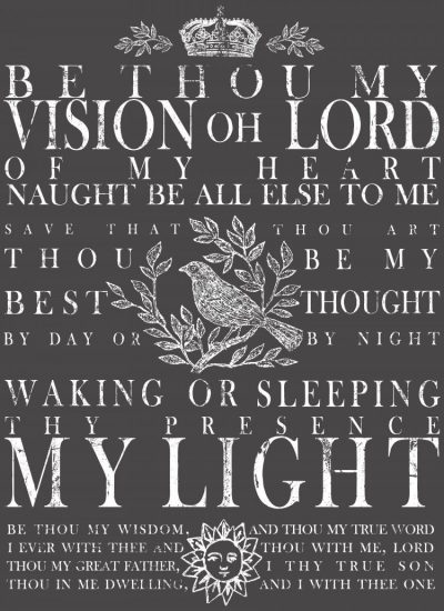 Be Thou My Vision IOD Transfer