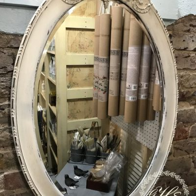 IOD Mould Classic Elements Mirror Refinishing – Don't Throw That Mirror Away