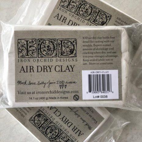 IOD Air Dry Clay