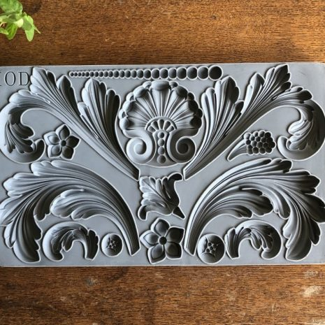 IOD Mould Acanthus Scroll
