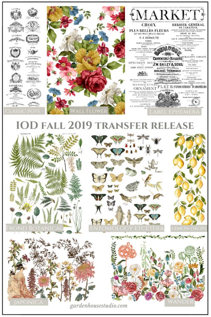 8 New IOD Transfers