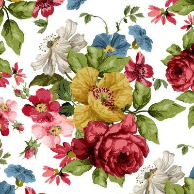 wall flower iod transfer