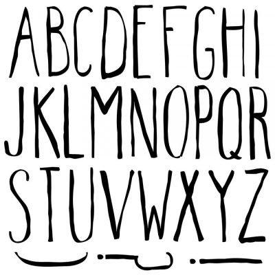 Farmhand IOD Typography Stamp