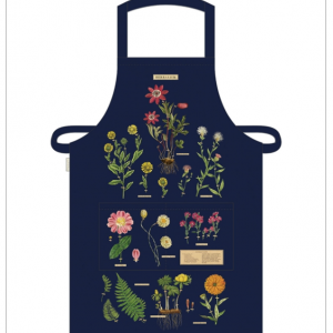 Vintage Graphics apron by Cavallini