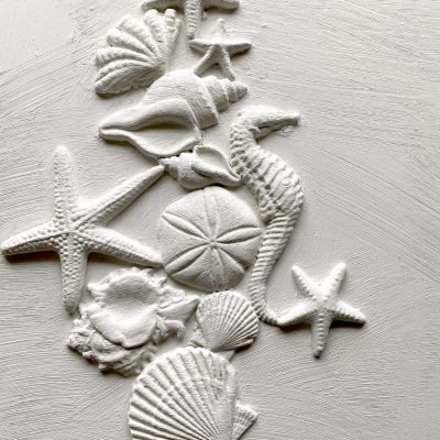 IOD Sea Shell Mould