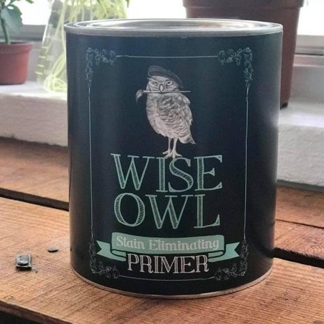 Wise Owl Paint Primer