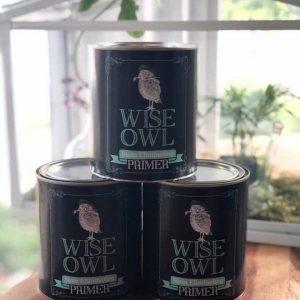 Wise Owl Paint Varnish