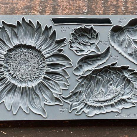 Sunflower IOD Mould