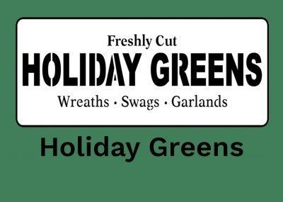 jrv holiday greens stencil